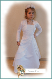 Communie bruidsmeisjes Bolero Kim