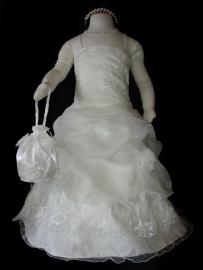 bruidsmeisjes feestjurkje Carmen