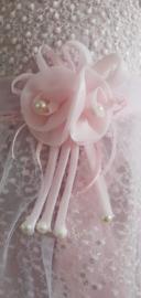 Feestjurkje Min's roze