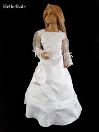communie - bruidsmeisjes jurkjes  mt 92 t/m 182