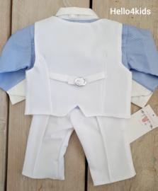 baby kinderkostuum wit 26