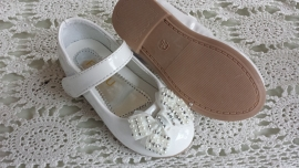 Feest schoentje ivoor B90