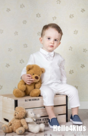 baby kinderkostuum wit  26 a