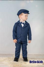 Chique baby peuter kostuumpje  Navy blue