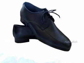 zwarte bruidsjonker - gala schoen Mt 36