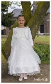 Trouwjurkje communie jurk Roos