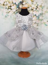 Meisjes Baby feest kleding 46 t/m 98