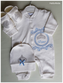 Baby feest setje  Prince