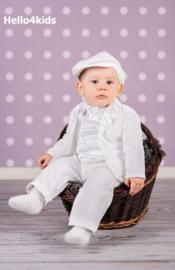 Baby kostuum Manuel ZACHT EN STOER!