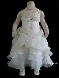 Bruidsmeisjes communiejurk Dalia 122 t/m 146