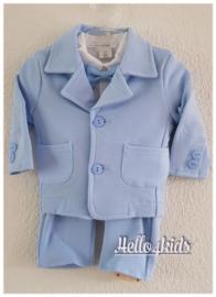 Cute hemels blauw pakje - kostuumpje
