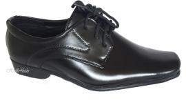 Nette zwarte jongens schoen