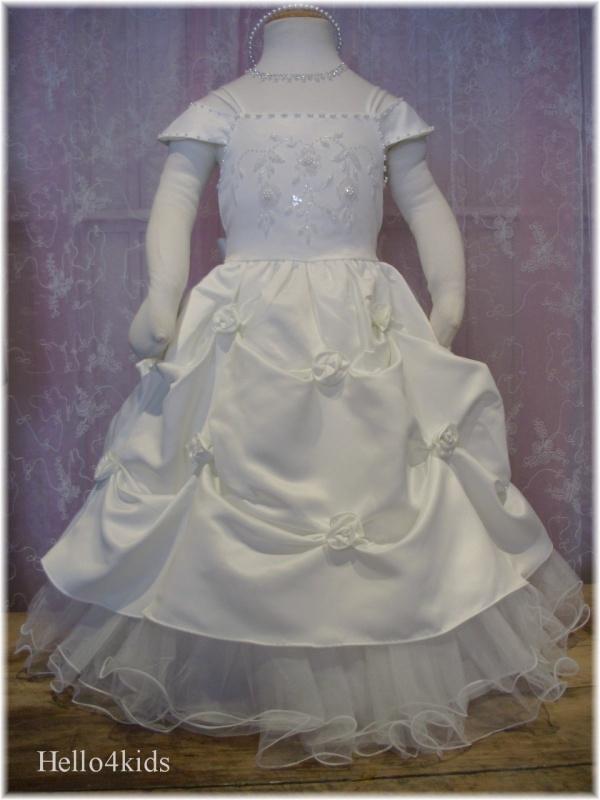 bruidsmeisjes  communie jurk Romy maat 140