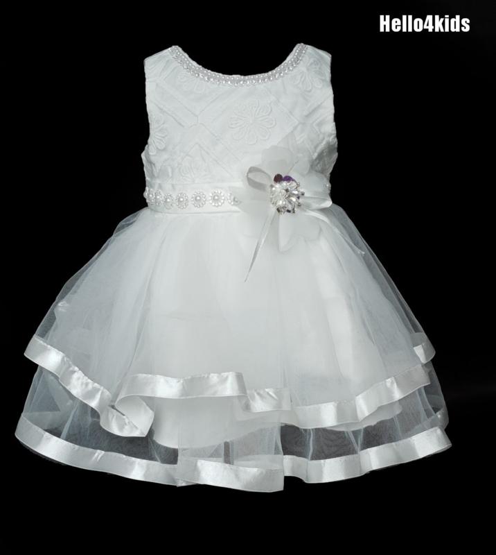 Bruidsmeisjes jurkje doop feestjurkje Juul