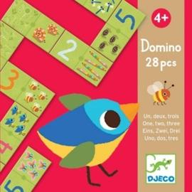 Domino 1,2,3, Djeco