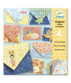 Djeco origami enveloppen