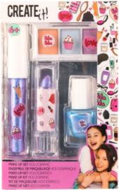 Makeup setje, holografisch, Create it!