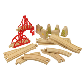 Bridge expansion set, Bigjigs