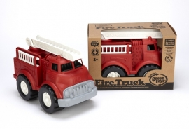 Brandweerauto, Green Toys