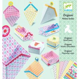 Origami, doosjes, Djeco