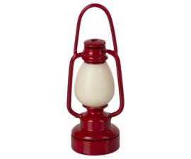 Maileg, lantaarn rood