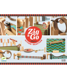 Zig & Go 48stuks, Djeco