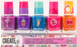 Nagellak color changing, Create it!