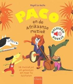 Paco en de Afrikaanse muziek 3+