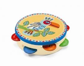 Djeco tamboerijn animambo