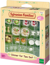 Sylvanian Families, Dinner for two set
