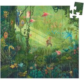 Puzzel, In de jungle 54, Djeco