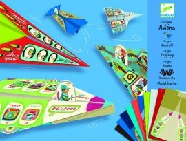 Djeco Origami, vliegtuigen