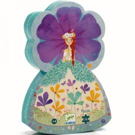 Puzzel, Prinses van de lente 36, Djeco