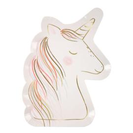 Bordjes, unicorn, Meri Meri