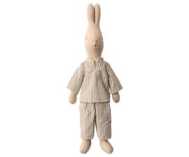 Rabbit size 2, Pyjama, Maileg