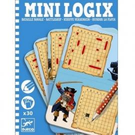Mini logix, zeeslag, Djeco