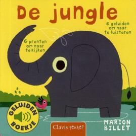De jungle, geluidsboekje, Clavis 1+