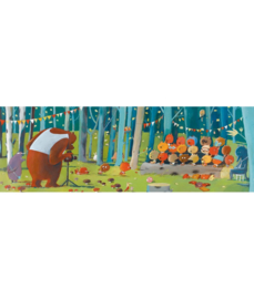 Puzzel, Forest Friends 100st, Djeco