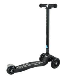 Maxi de luxe zwart/grijs, Micro step