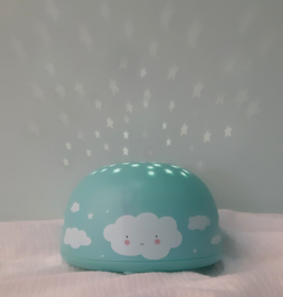 A little lovely company, projector lamp wolk