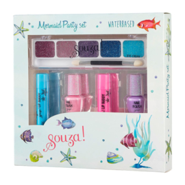 Mermaid party set, Souza for kids