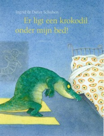 Er ligt een krokodil onder mijn bed! 4+