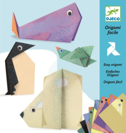 Origami, pooldieren, Djeco