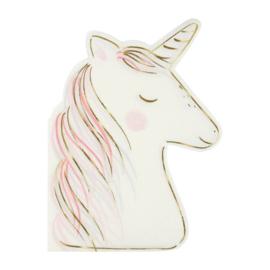 Servetten, unicorn, Meri Meri