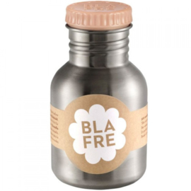 Drinkfles 300ml, peach, Blafre
