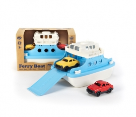 Ferry boat, Green Toys