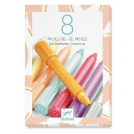 Gel pastel sweet