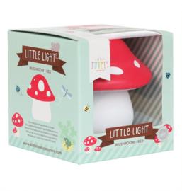 Lampje paddenstoel, A little lovely company