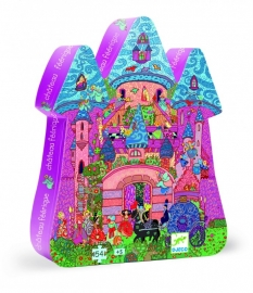 Puzzel, the fairy castle