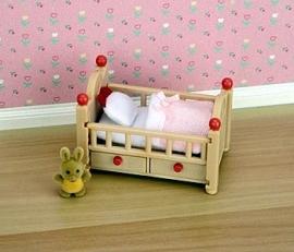 Baby Crib, 4462